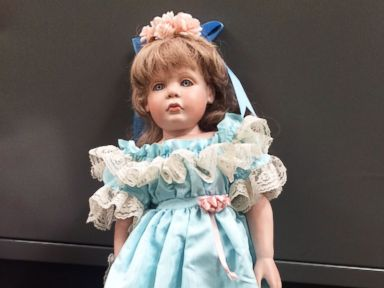 Eerie Porcelain Dolls Left at Homes of Girls They Resemble