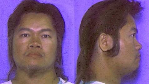 HT Rainbow Kilo Rasphoumy mugshot thg wblog Arkansas Man With Toy Gun and Bird Menagerie Tased, Arrested