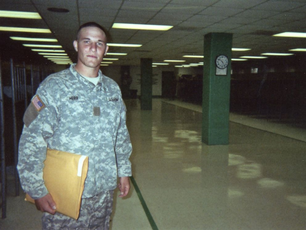 PHOTO: Sam Herr, who had $62,000 save from his combat pay, was murdered in May 2010.