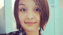 PHOTO: Samantha Dodson, 13, was found outside Oregon City.
