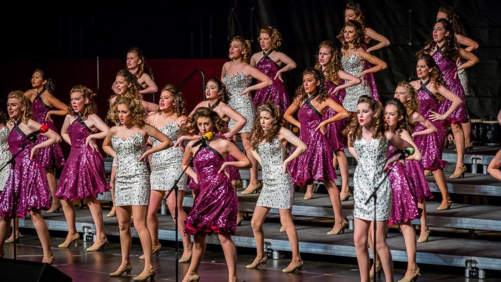 Pass it along choir dresses