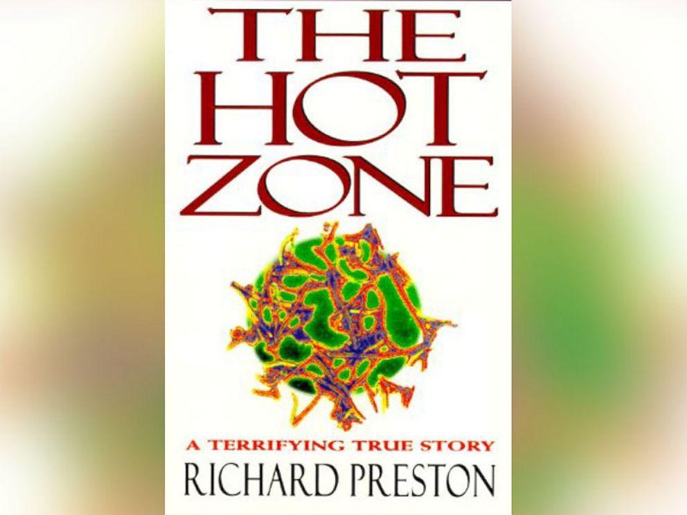 PHOTO: The Hot Zone by Richard Preston.