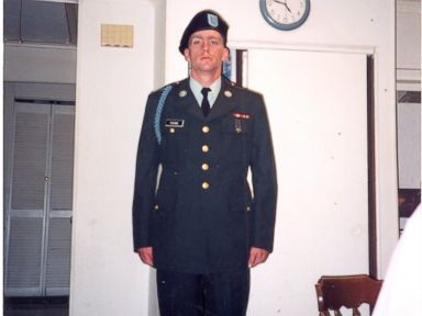 PHOTO: Tomas Young is shown here in uniform in 2003.