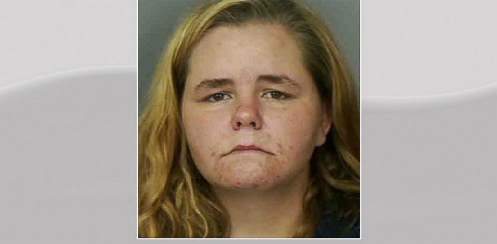 PHOTO: Polk County Sheriff's Office arrested Vivian Vosburg, Oct.18, 2013,
