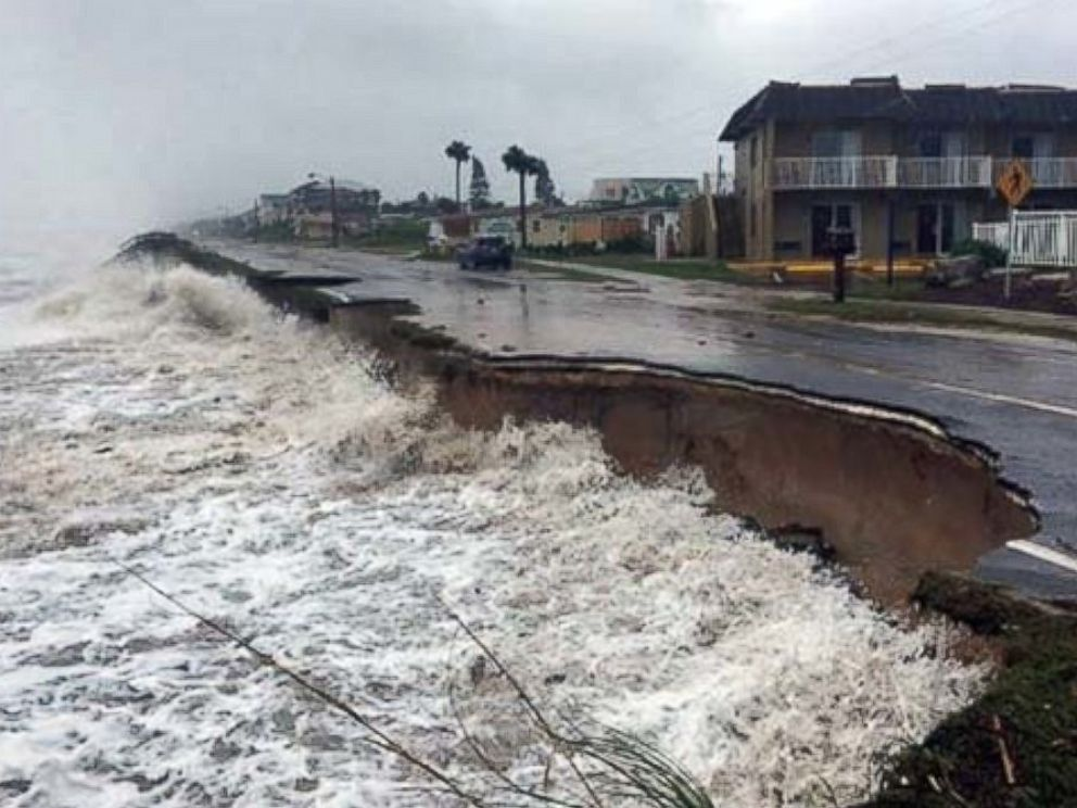 Hurricane matthew in florida