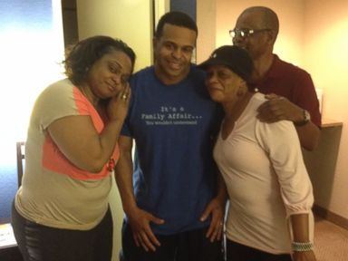 Fort Hood Shooting Victim Reunites With Family