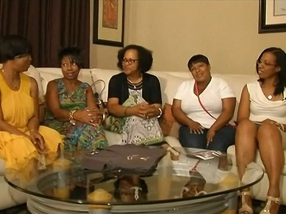PHOTO: A black womens book club say they were unfairly ejected from the Napa Valley Wine Train in St. Helena, Calif. on Aug. 22, 2015.