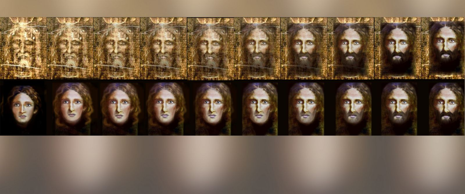 Shroud of Turin Videos at ABC News Video Archive at abcnews.com