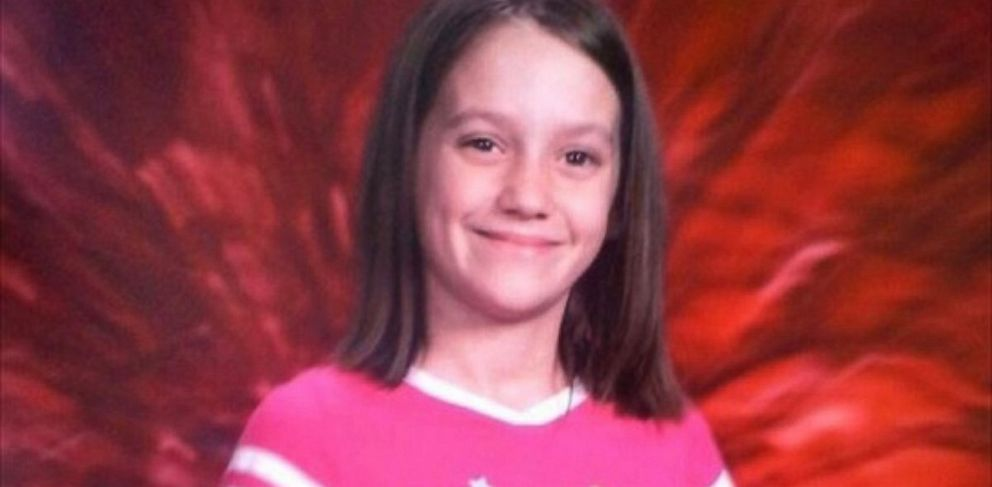 PHOTO: Adrianna Horton, 12, has been missing since, Aug. 19, 2013 evening after being kidnapped from Hazels Park in Golden City, Mo.