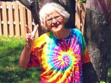 Smoking, Twerking Granny Finds Social Media Stardom