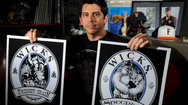 HT beer bottle labels jtm 140109 16x9 608 California Artist Honors Slain Officers With Beer Labels