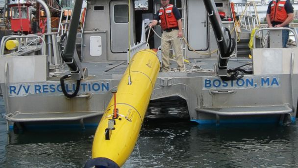 HT bluefin 21 jtm 140324 16x9 608 US Sends Underwater Drone to Australia for Plane Search, Just in Case