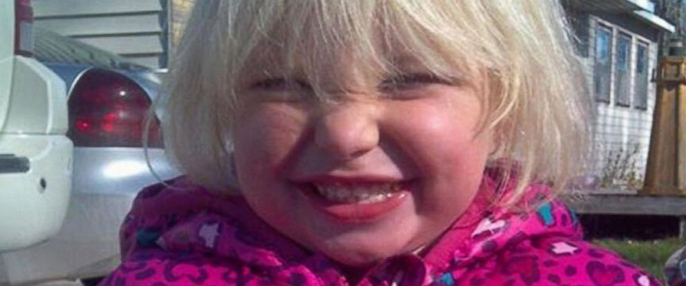 PHOTO: 2-year-old Brooklyn Lynn Lilly was found in the woods 22 hours after she wandered away from her Michigan home.