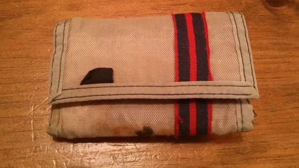 HT burton maugan wallet tk 130805 16x9 608 Lost Wallet Returned 24 Years Later