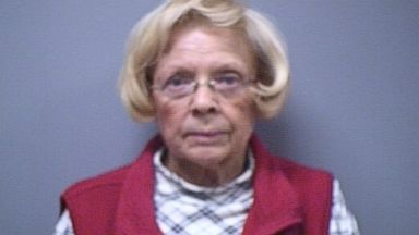 PHOTO: Carla Rae Hague, 71, was arrested on December 2 for allegedly poisoning her husband, Judge Charles Hague with antifreeze.