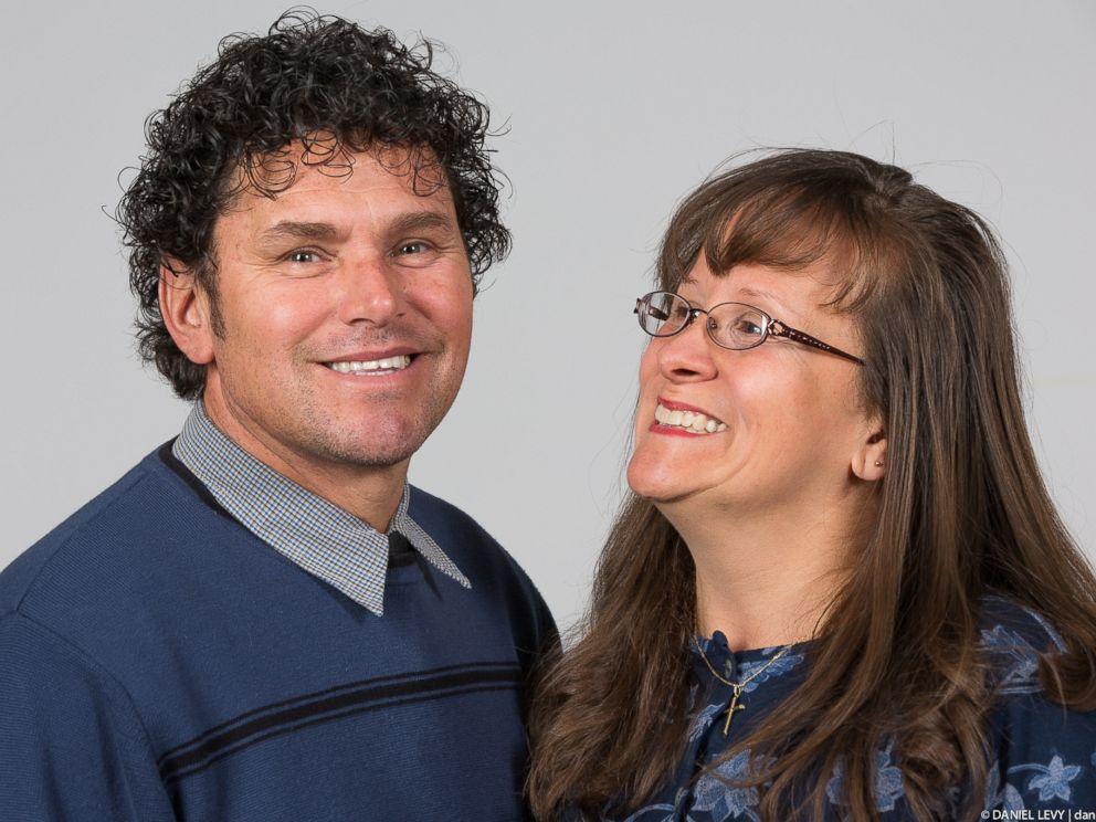 PHOTO: Carlos Arredondo and Melida Arredondo