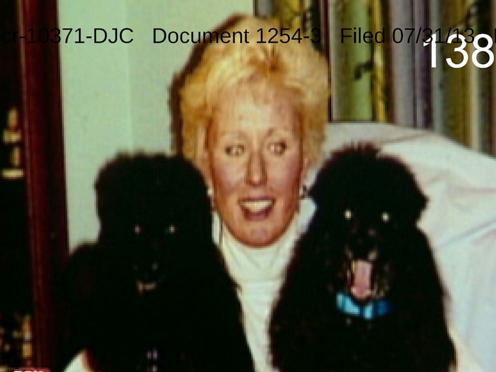 PHOTO: Whitey Bulger evidence photos