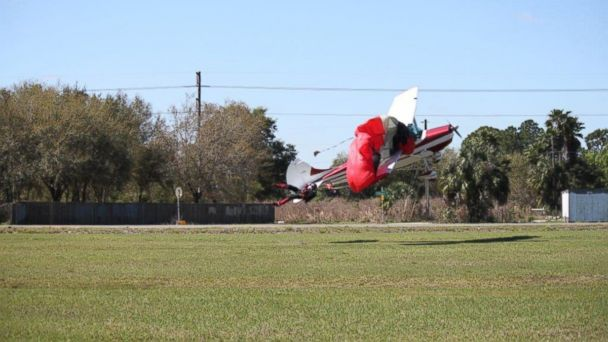 HT cessna collision 6245 3 jt 140309 16x9 608 Skydiver Collides With Plane, Sending Him Slamming into Ground
