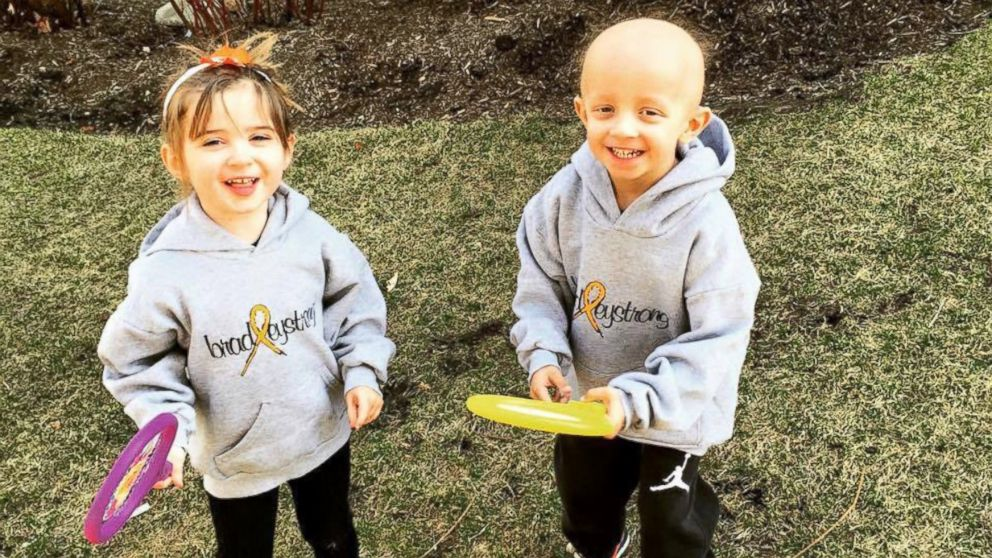 5-Year-Old's Selfless Donation May Have Saved Twin Brother With Cancer