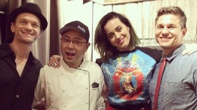 PHOTO: Chef Antonio Park posted this Instagram photo, July 15, 2014.