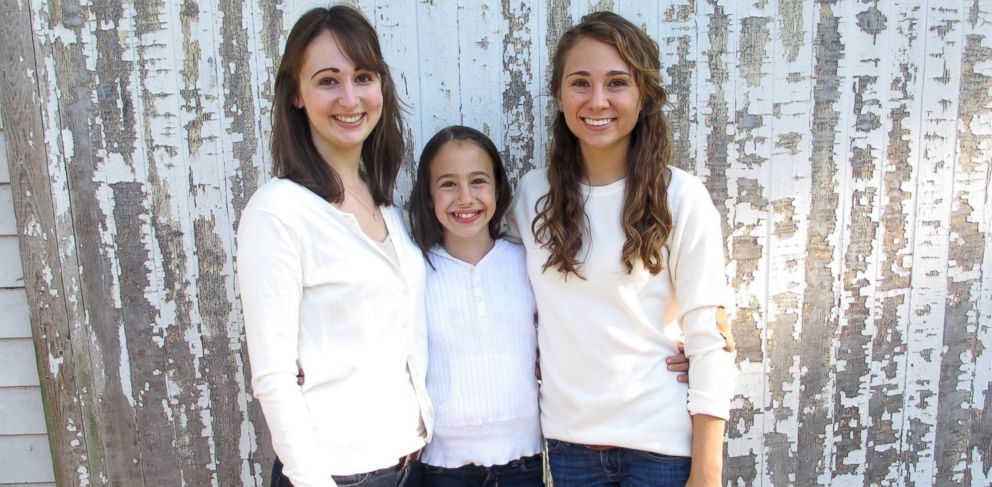 PHOTO: The Christini sisters are seen in this family photo.