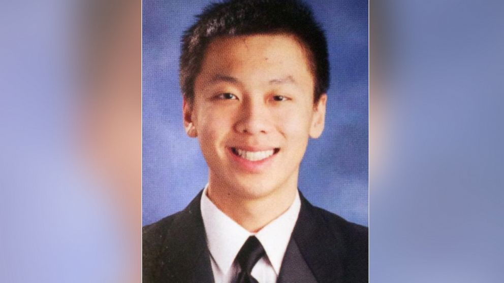 """PHOTO: Baruch College student Chun """"Michael"""" Deng died during a fraternity initiation ritual."""