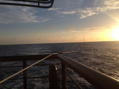 Passengers Rescued From Sailboat Off Florida Coast