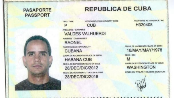 HT copy of passport mar 140303 16x9 608 Suspect in Biggest Gold Heist in Florida History Caught After Year Long Manhunt