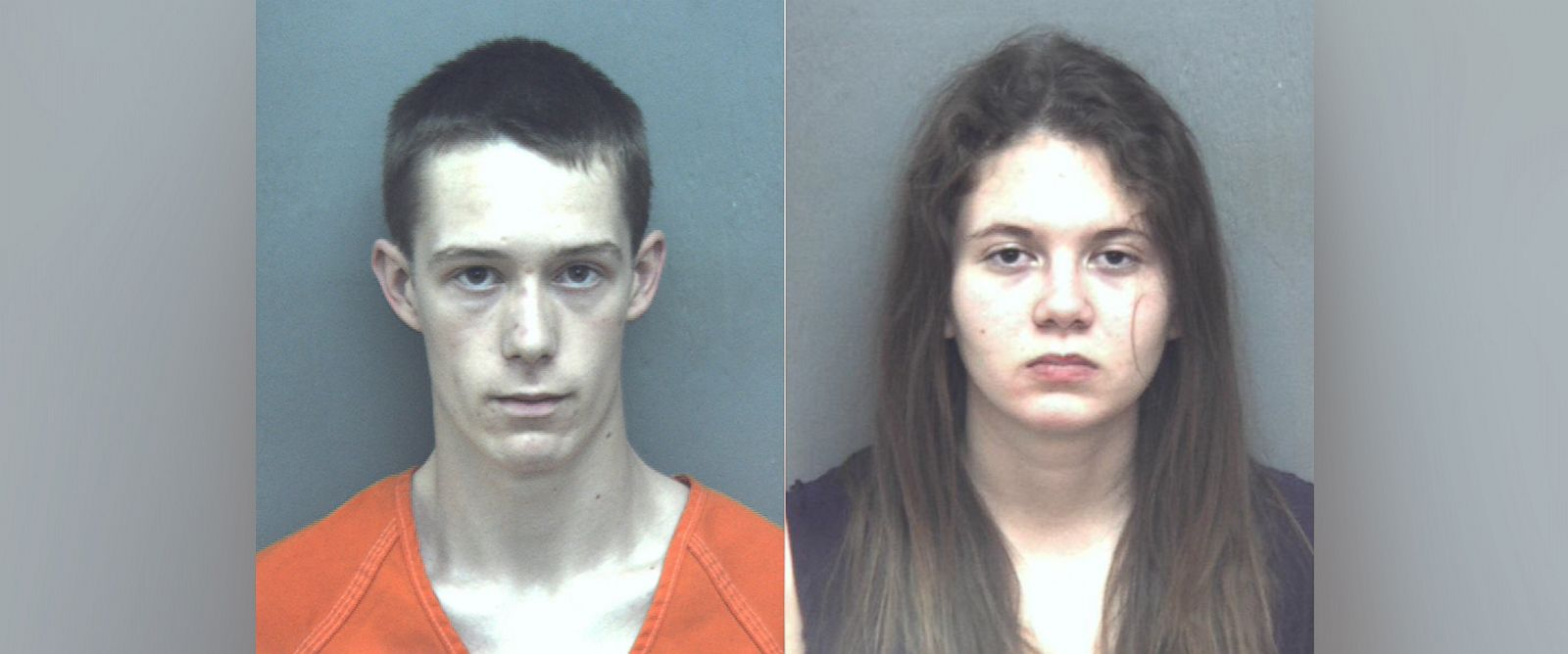 PHOTO: Two Virginia Tech students, David Eisenhauer, 18, and Natalie Keepers, 19, were arrested after cops recovered the body of a missing teenager.