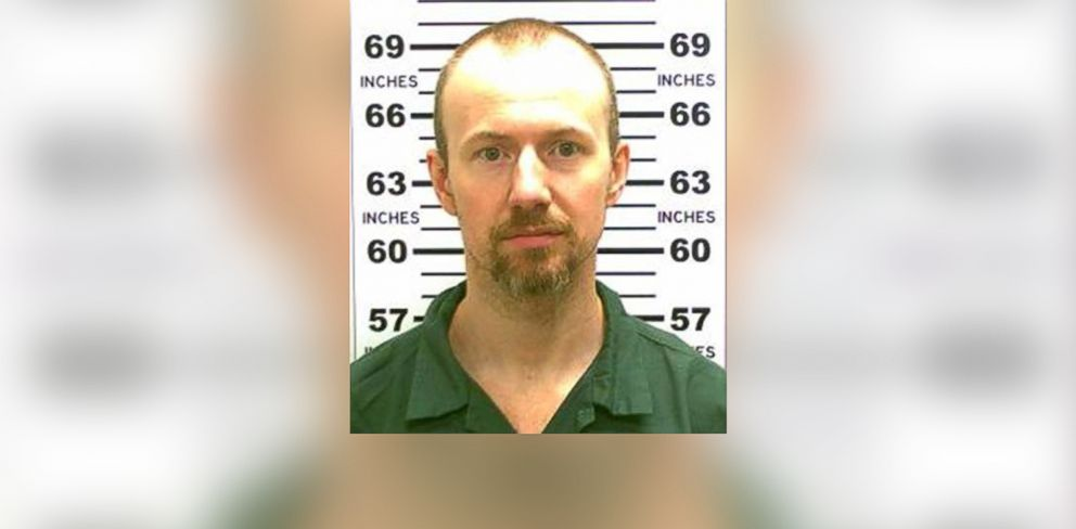 PHOTO: This undated photo released by the New York State Police shows David Sweat.