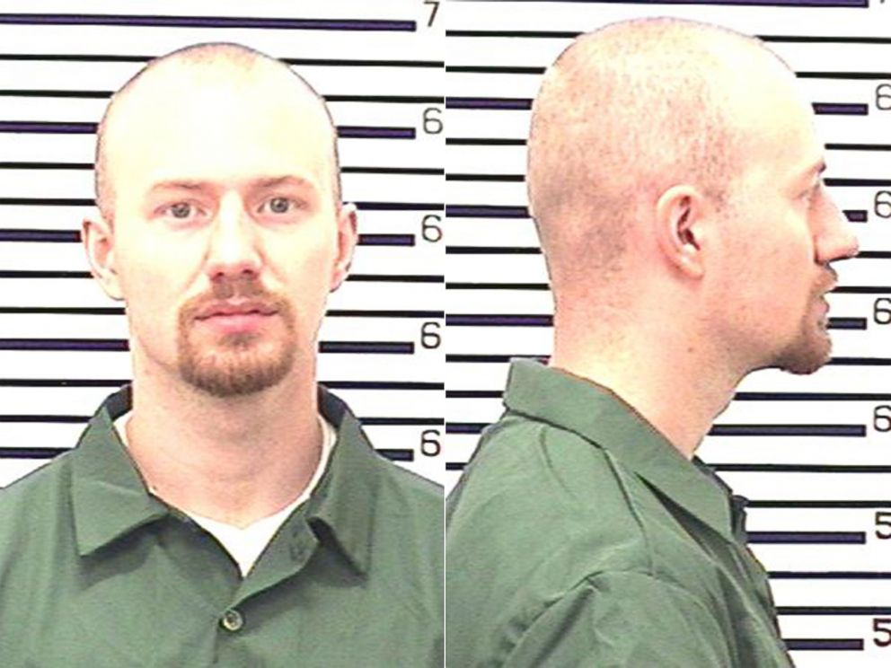 PHOTO: Undated photos released by the New York State Police show David Sweat who escaped from the Clinton Correctional Facility in Dannemora.
