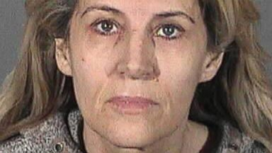 PHOTO: Booking photo of Hollywood facial specialist Dawn DaLuise, who was charged with conspiracy to commit murder.