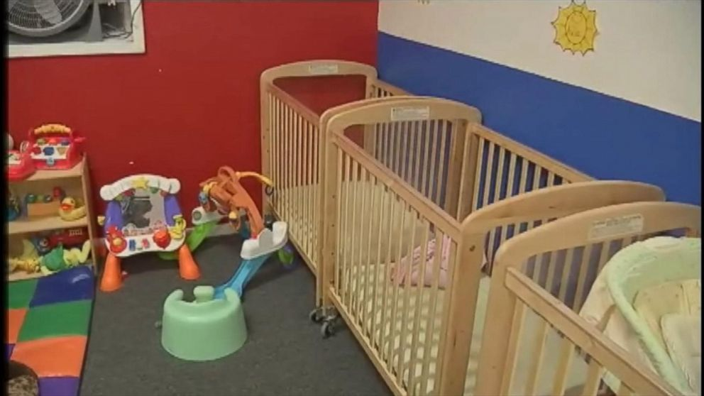 Baby Locked In Daycare