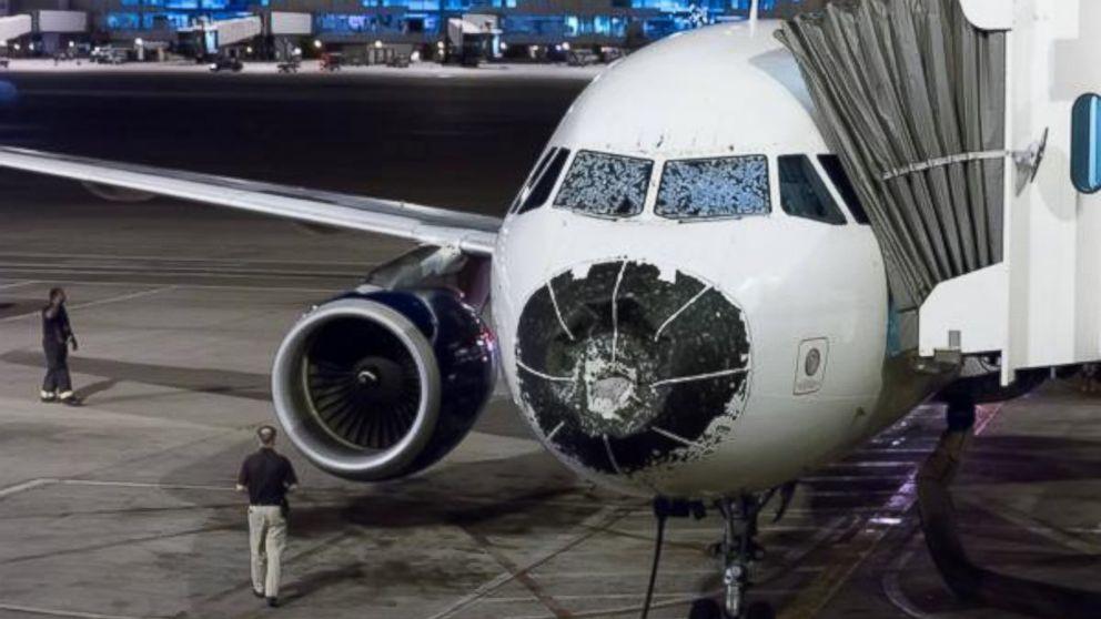 Delta Plane Forced To Make Emergency Landing After Flying