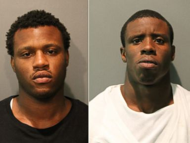 PHOTO: (L-R) Derren Sorrells, 22, and his brother Darwin Sorrells, 26, are pictured in these photos released by Chicago Police Department, Aug. 28, 2016.