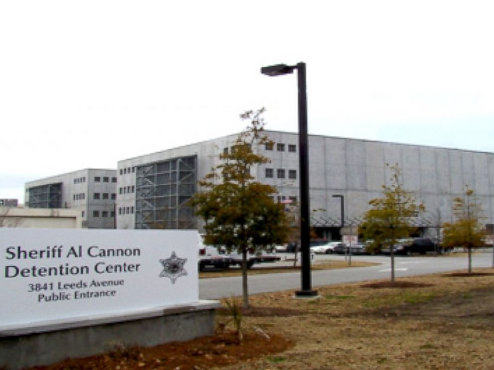 PHOTO: Sheriff Al Cannon Detention Center is seen here in this undated file photo.