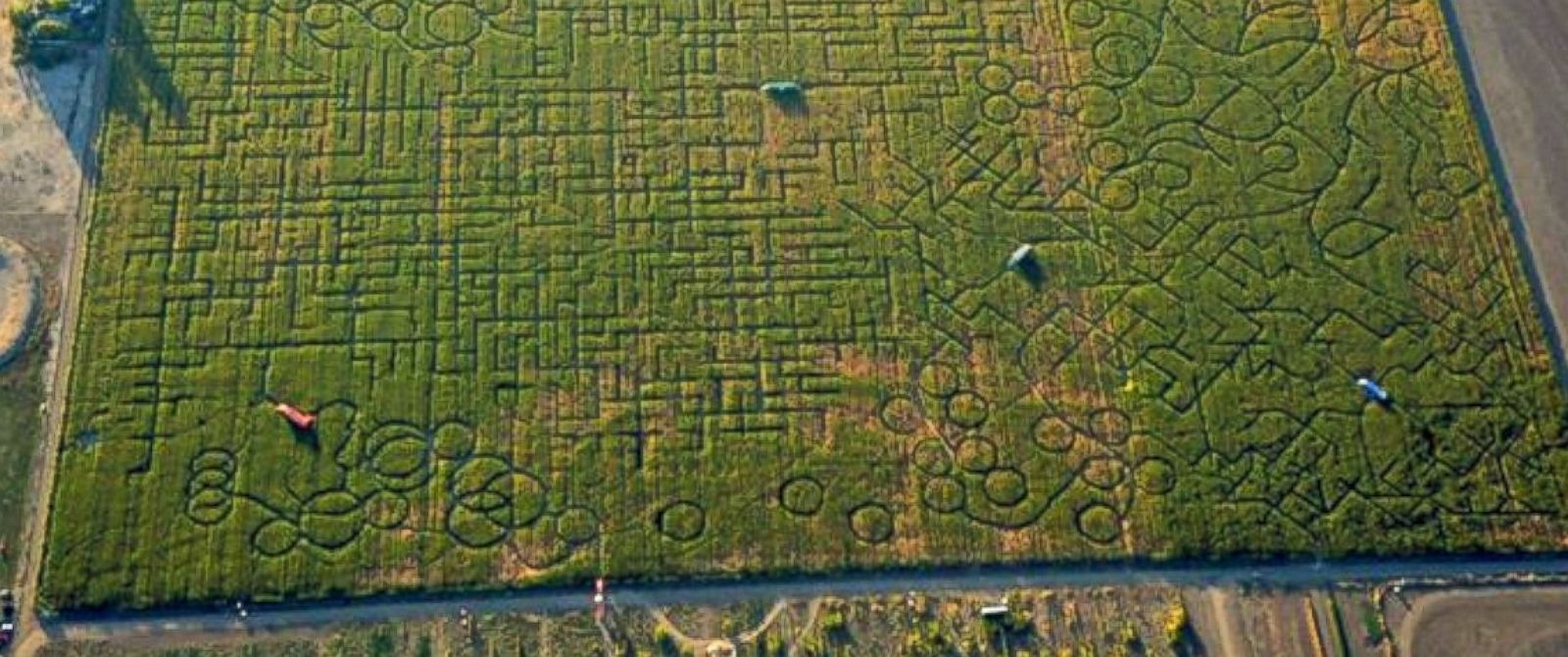 911 Calls From People Lost in World's Biggest Corn Maze ...