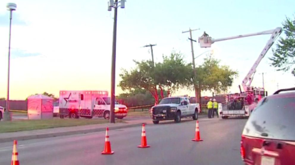 Two boys, 11 and 12, electrocuted to death after Texas storms