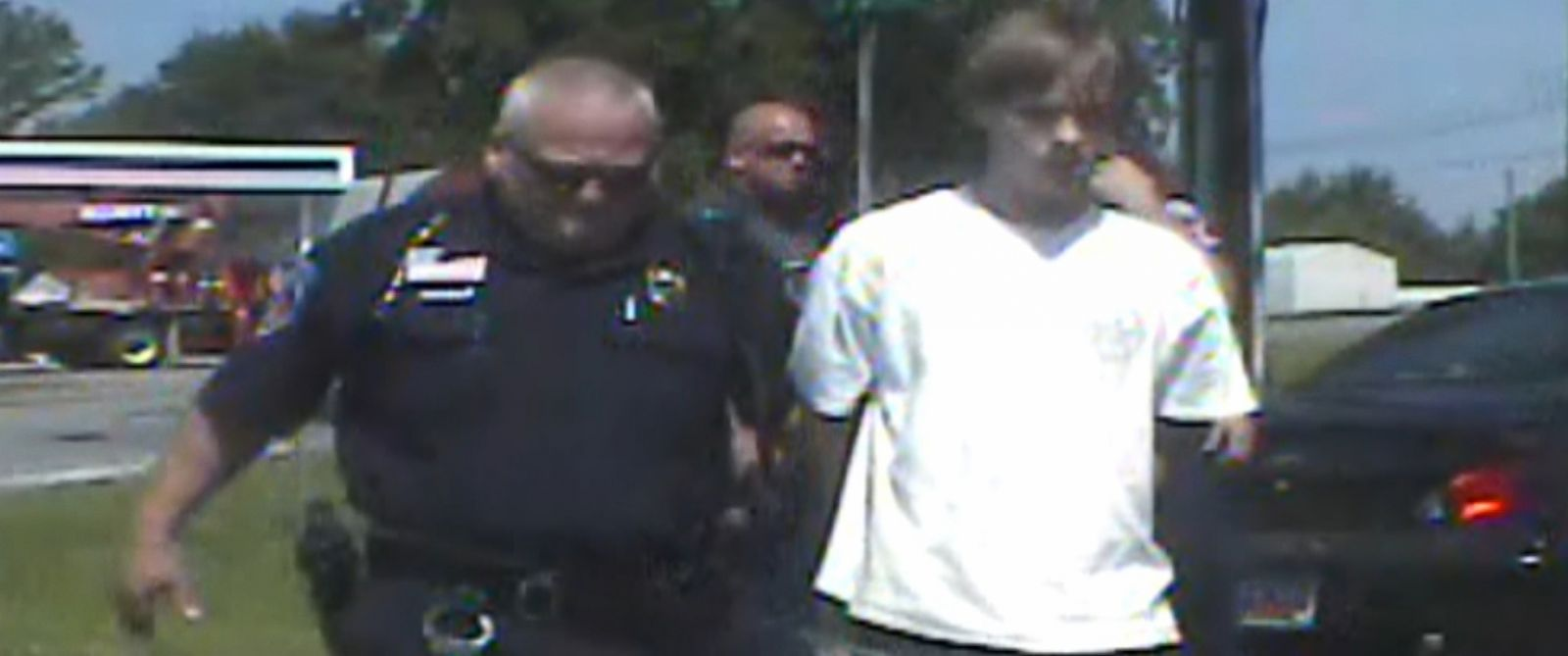 PHOTO: Suspected gunman Dylann Roof, 21, was arrested in Shelby, North Carolina.