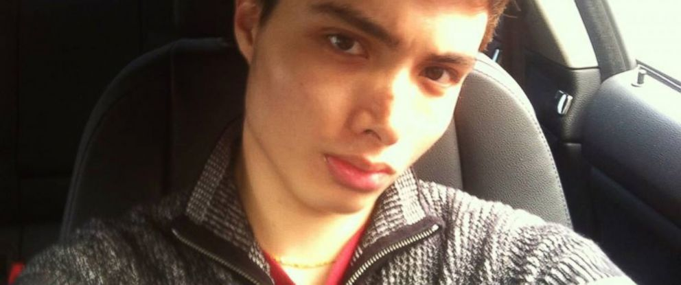 PHOTO: Elliot Rodger is shown in this undated photo.