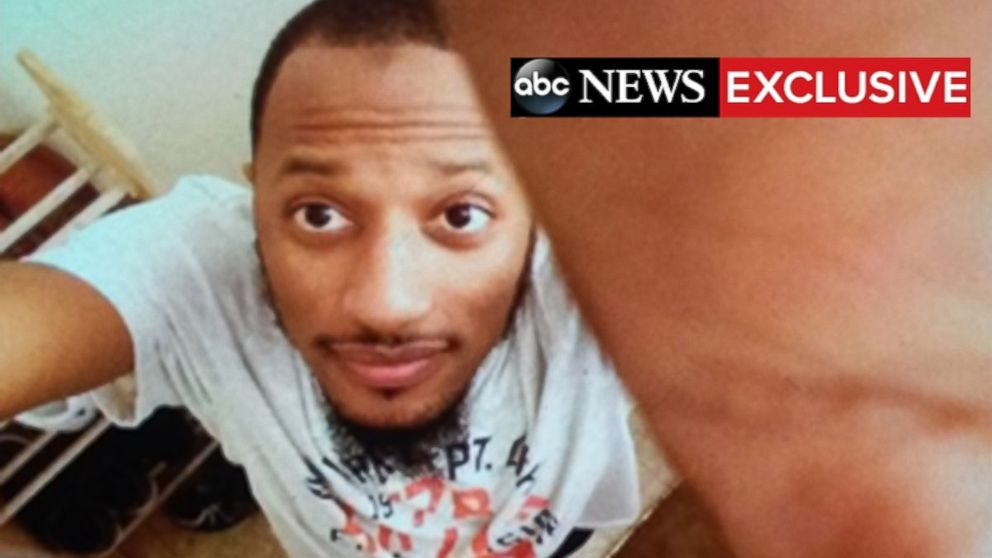 PHOTO: Elton Simpson is shown here in a photo he appears to have taken of himself.