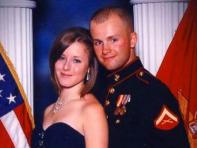 Search Intensifies for Marine's Missing Pregnant Wife