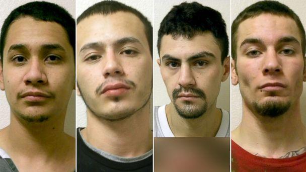HT escaped convicts jef 140305 16x9 608 Manhunt for Jail Escapee in Rural Colorado