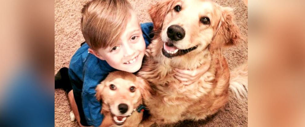 PHOTO: For his birthday, 9-year-old Ethan Katz decided to raise money to save dogs. He raised $3,000 from T-shirt sales, which he donated to an organization that saves dogs from kill shelters.
