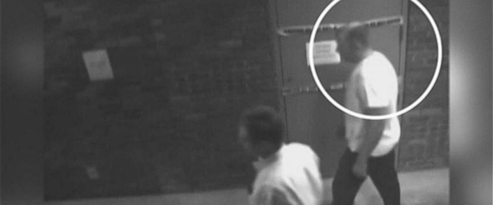PHOTO: Police officer Darren Wilson is pictured in surveillance footage