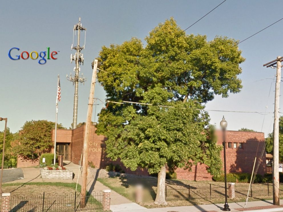 PHOTO: The Ferguson Police Department is seen here in this undated photo from Google Maps.