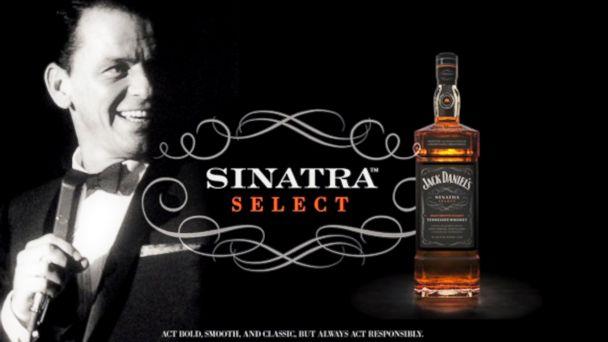 HT frank sinatra mar 140225 16x9 608 Jack Daniels Frank Sinatra Whiskey Done His Way