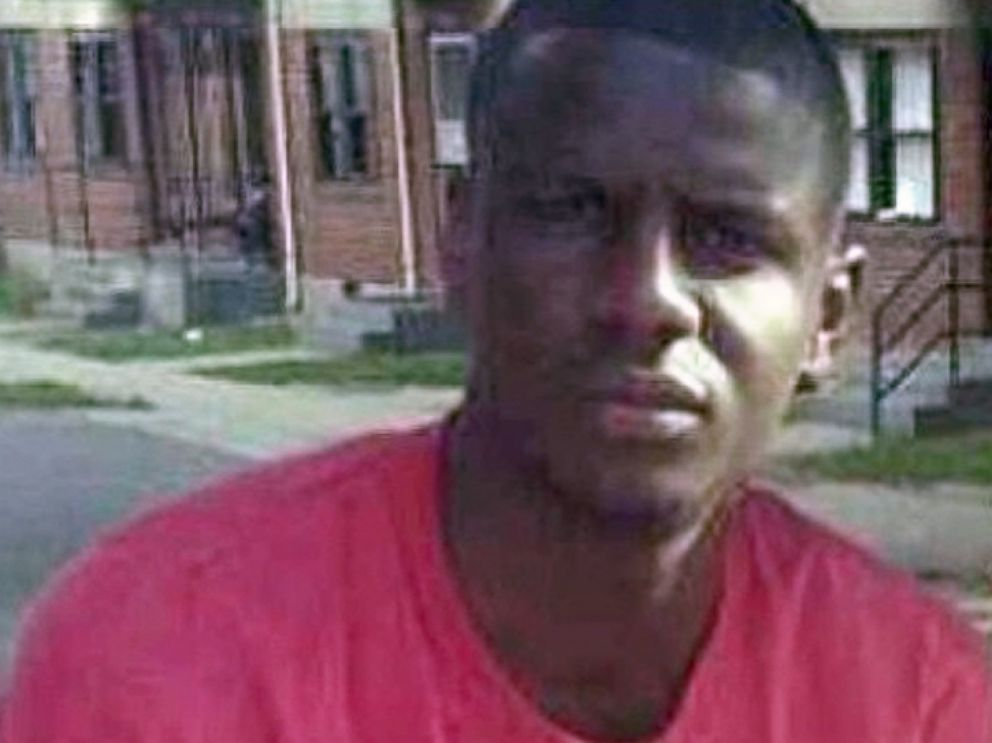 PHOTO: Freddie Gray, pictured in this undated photo, died Sunday, one week after he was arrested in Baltimore.