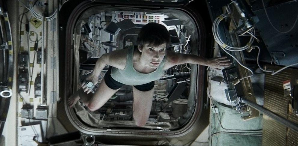 PHOTO: SANDRA BULLOCK, gravity