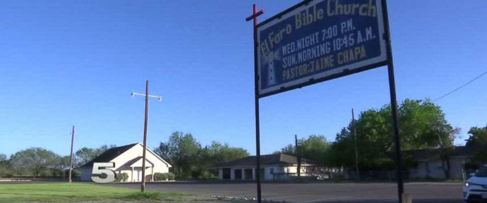 PHOTO: The El Faro Bible Church in Sullivan City, TX.